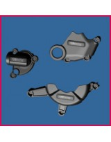 Ducati 1198 Engine Cover Set 2007 - 2013