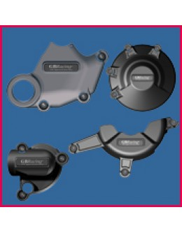 Ducati 848 Engine Cover Set