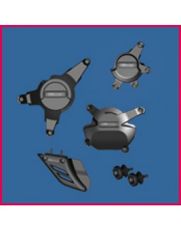 Honda CBR1000 RACE KIT Motorcycle Protection Bundle 2008 - 2013