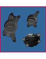Suzuki GSXR1000 K9 Engine Cover Set STOCK & KIT