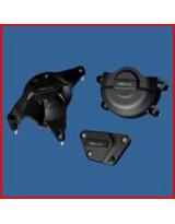 Yamaha YZF-R6 STOCK Engine Cover Set